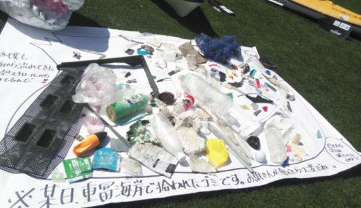 マイクロプラスチックによる海洋汚染って?