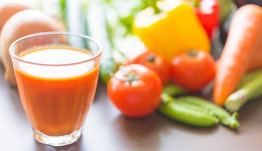 野菜ジュースは野菜代わりになる?